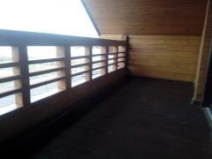 Деревянный пол на террасу