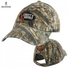 Кепка охотничья Browning Dirty Bird Cap MO Duck Blind