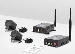Радио передатчики и приемники видеосигнала