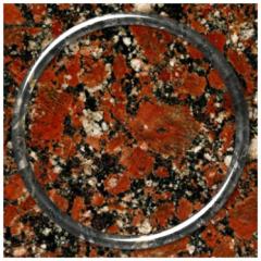 Гранит из Капустянского месторождения