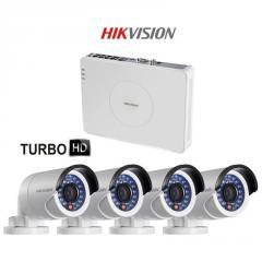 Комплект TurboHD видеонаблюдения Hikvision