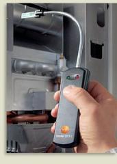 Series detectors testo 317