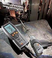 Esto 327 gas analyzers
