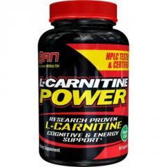 Аминокислоты S.A.N. L-carnitine Power (60 капс.)