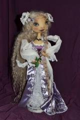 Textile doll. Gift. Decor. Exclusive.