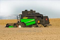Harvester SKIF 280 Superior with SCR technology