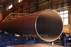 Pipes of Big diameter: 426; 530; 630; 720; 820;