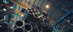 Pipe hot-rolled seamless GOST 8732-78 diameters