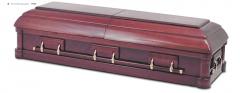Гроб эксклюзивный ВИКТОРИЯ