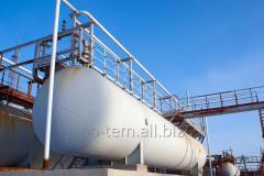 Gas separators and oil and gas separators