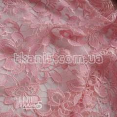 Fabric Guipure NEW embroidery (light pink) 5748