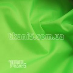Ткань Ткань оксфорд 210d салатовый (105 gsm)