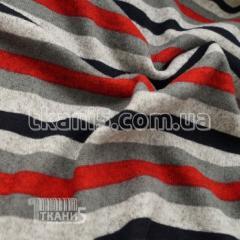 Fabric Jersey Mohair print (strip) 5776