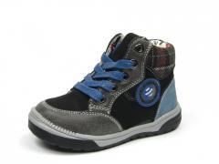 Детские ботинки Clibee:P-106 Черный