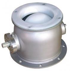 Spherical valve of VSS, spherical lock