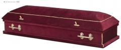 Гроб тканевый ВАВИЛОН