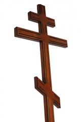 Крест деревянный VIP