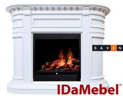 Jelektrokamina portal of companies Dimplex fireplace IDaMebel Carlyle (Portal without the hearth under the Symphony 30)