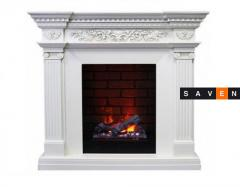Jelektrokamina portal of companies Dimplex fireplace IDaMebel Amalfi (Portal without the hearth under the Cassette 400)