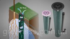 Cистема корневого полива RZWS 10-25