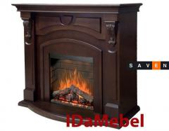 Jelektrokamina portal of companies Dimplex fireplace IDaMebel Paris (Portal without the hearth under the electric fireplaces)