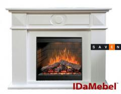 Jelektrokamina portal of companies Dimplex fireplace IDaMebel Varadero (Portal without the hearth under the electric fireplaces)
