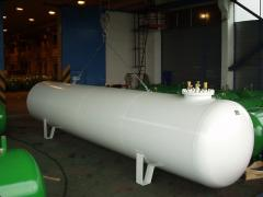 Tanks, reservoirs, gas-holders 5, 10, 15, 17, 20,