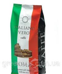 Кофе ITALIANO VERO ROMA в зернах