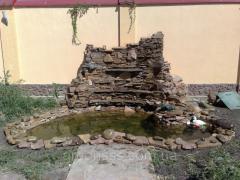 Водопад Берёзовая