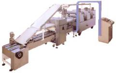 Production line of cracker, long HLB cookies