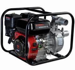 Мотопомпа WMQGZ50-30(бензин, Патрубок 50мм, 36куб/час)