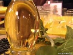 The sunflower oil which is not refined for export