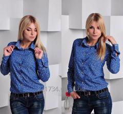 Shirt female thin jeans