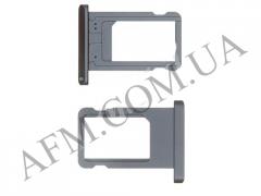 Держатель SIM- карты iPad Air/   iPad Mini 2 Retina серый