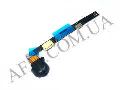 Шлейф (Flat cable) iPad Air с конектором наушников черный