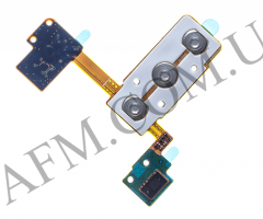 Шлейф (Flat cable) LG D855 Optimus G3 с кнопкой включения,   громкости и микрофоном