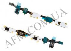 Шлейф (Flat cable) Samsung J710F Galaxy J7 (2016) сразъёмом наушников с кнопкой меню