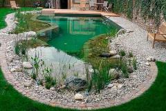 Искусственные водоёмы, водопады и фонтаны, установка и проектирование