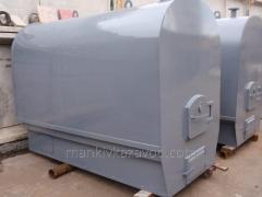 Котел водотрубний водогрійний КОВС-500