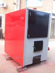 "Fire-tube boiler is solid CLNI-100 ""Buran"""