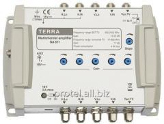 Лінійний підсилювач, живлення  SA511