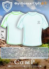 Shirts «OptyDry»