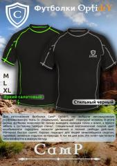 Sports T-shirt Cooltek