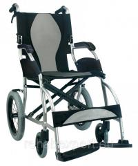 KARMA 2501 Easy folding carriage for transportation of the patien