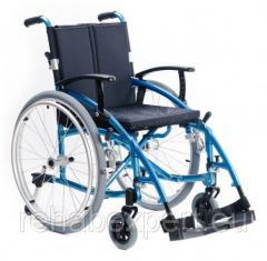 Алюминиевая инвалидная коляска Active Sport Wheelchair Vcwk9As