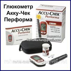 Accu Chek Performa Глюкометр Акку-Чек Перформа