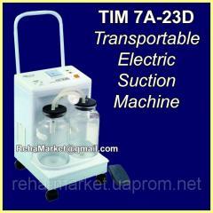 Otsasyvatel medical electric portable Aspirator of