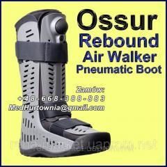 Ossur Rebound Air Walker the Pneumatic orthopedic