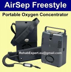 Портативный концентратор кислорода Airsep Freestyle 3 L Portable Oxygen Concentrator