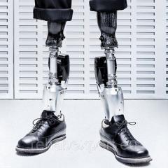 Prosthetics of extremities